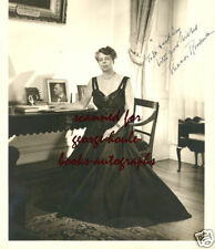ELEANOR ROOSEVELT~PHOTOGRAPH- AUTOGRAPH - AS FIRST LADY~SIGNED