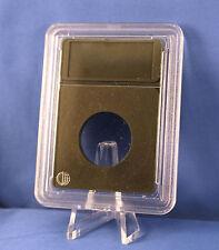 5 Coin World Premium 25-cent Coin Holders, Green Insert - Safe Inert Materials