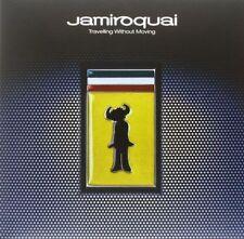 Jamiroquai Travelling Without Moving 2 X 180g Vinyl LP 2013 Reissue &
