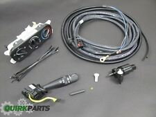 2007-2010 Jeep Wrangler Hard Top Switch & Wiring Kit/Package OEM MOPAR GENUINE