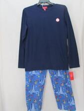 16899cfac Christmas Cotton Blend Sleepwear & Robes for Men | eBay
