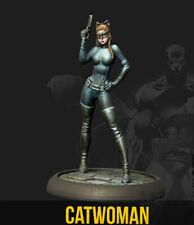 Catwoman  Resin Model Kit  35mm  Batman Miniatures  KM35-Res-071