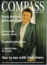 Aled Jones on Magazine Cover