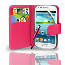 Étuis, housses et coques roses simples Samsung Galaxy S7 pour téléphone mobile et assistant personnel (PDA)