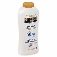 Gold Bond Ultimate Comfort Body Powder Fresh Clean with Aloe