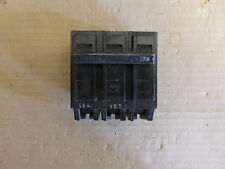 GE TQAL-AC 3 pole 70 amp 120/240v TQAL3270 Circuit Breaker OLD STYLE