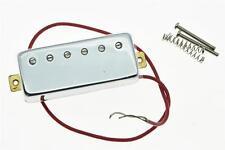 Chrome LP Guitar Mini Humbucker NECK Pickup Ceramic Pickups for Les Paul
