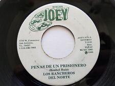 LOS RANCHEROS del NORTE - Penas De Un Prisionero / Falso Nombre RANCHERA NORTENO