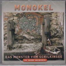 Monokel - Das Monster vom Schilkinsee, CD Neu