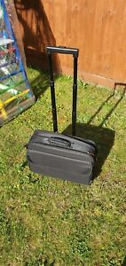 Wheeled Laptop Briefcase Business Office Bag Trolley Case Travel Cabin Bag
