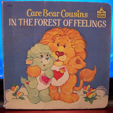 Care Bear Cousins In the Forest of Feelings by Emma Bruns, Happy House Board Bk