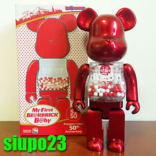 Medicom 400% Bearbrick ~ My First Baby Red Be@rbrick SJ50