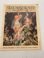 1935 June The Household Magazine Fashion Cover Walter Biggs