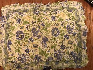 April Cornell Bed Pillow Shams