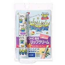 [DHC] DISNEY PIXAR TOY STORY ALIENS Lip Balm Cream Moisture Chapstick JAPAN NEW