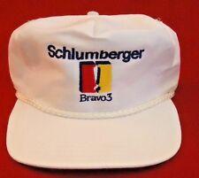 Schlumberger Bravo3 Baseball Cap Hat New