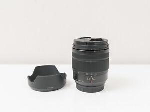 Panasonic 12-60mm F3.5-5.6 Power OIS Micro 43 Lumix Lens ~As New