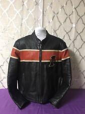 Men's Harley Davidson Leather Jacket size Large