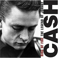 Ring Of Fire: The Legend Of Johnny Cash CD