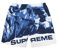 Supreme Racing Water Shorts Multicolor Size XL Small Box Logo On Front
