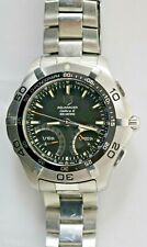 TAG HEUER CAF 7010 Aquaracer Calibre S Stainless Steel Case & Band Men's Watch