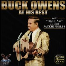 Buck Owens - At His Best [New CD]