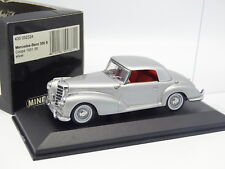 Minichamps 1/43 - Mercedes 300 S Coupe 1951 Silver