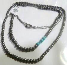 Collane e pendagli di bigiotteria collier con pietra