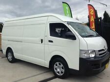Van Diesel Toyota Passenger Vehicles