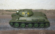 Char T-34/76 Tank - Maquette 1/76 1/72 Model  Peint Painted WWII WW2 - Matchbox