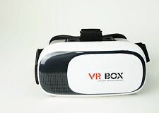 3D Virtual Video VR Box V2 Reality Google Cardboard Glasses Game Helmet Headset