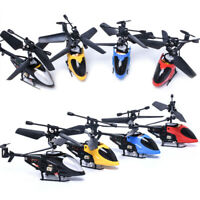 Mini Drone for Kids 2.5CH Infrared Remote Control RC Quadcopter Helicopter New