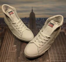 977ef0a084a67b Converse Pro Leather Mid White White Men s Size 11 136764c New