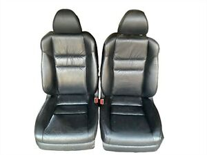 HONDA ACCORD LEATHER SEATS (COMPLETE) 7TH GEN, CL/EURO, 06/03-05/08