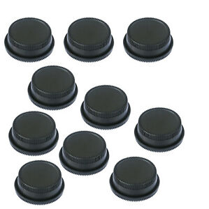 (10 Packs) Rear Lens Covers Camera Body Caps Nikon DSLR D3400 D3300 D3200 D7500