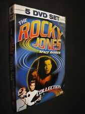 The Rocky Jones: Space Ranger Collection DVD 5-Disc Set PLAYS GREAT