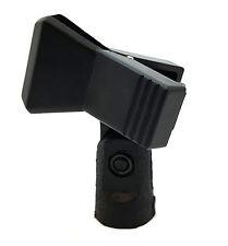 Molla caricata MIC clip microfono stand piccolo / WIRELESS / RADIO