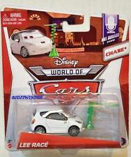 DISNEY WORLD OF CARS 2014 MEL DORADO SHOW CHASE LEE RACE WHITE
