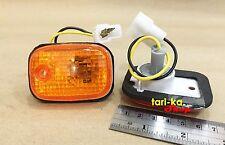 Side Marker Turn signal Lights For Nissan Hardbody D21 BDI 925 993 Pickup