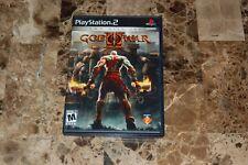 God of War II PlayStation 2 (PlayStation 2, 2007) PS2 Tested