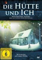 WILLIAM PAUL YOUNG - DIE HÜTTE UND ICH (3 DVD-EDITION)  3 DVD NEU