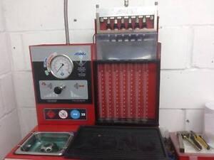 ASNU Petrol Injector Flow Testing & Ultrasonic Cleaning Service