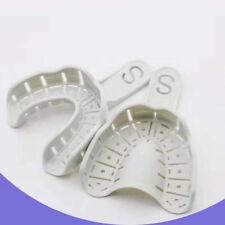 100Pcs Dental Impression Implant Trays Orthodontic Invisalign 135℃ Light Small