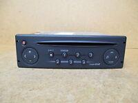 Renault Clio Megane Laguna Radio Stereo CD Player 8200247962 RENRDW100-10 +CODE