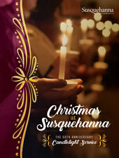 Christmas at Susquehanna Music DVD 50th Anniversary Candlelight Selinsgrove PA