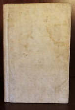 Yphis Francois Nau 1775 Comedy Opera Comique in French France Leather