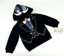 Jacke mit Kapuze 74/80 Motiv  Anzug Monster TRULY US size 12 month Übergangsjack