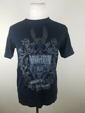 2007 Chris Angel Mind Freak Mind Body Spirit T Shirt Mens M Black Short Sleeve