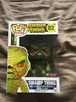 Funko POP! DC Heroes #82 Swamp Thing Previews Exclusive PX Vinyl Figure