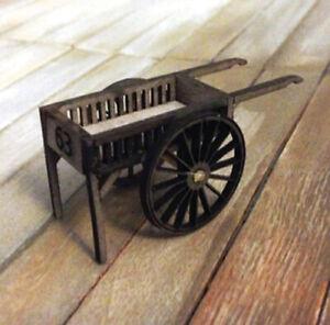 Dollhouse Garden Vending Cart Kit 1:48 Scale